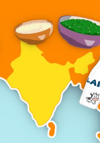 Réseau Canopé : Découvre les différentes façons de s'alimenter de partout dans le monde