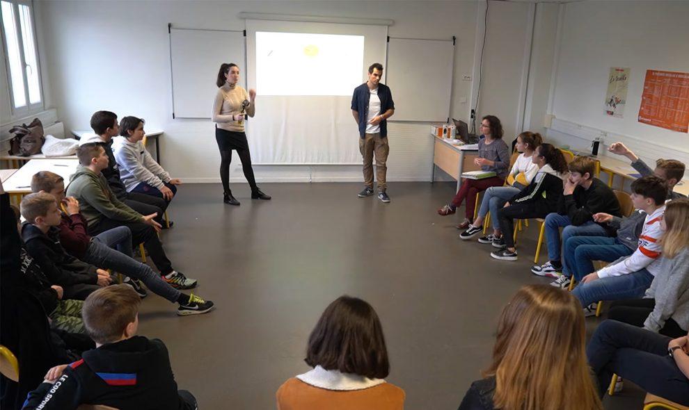PrunelleDuMonde-retour-college-parler-ecologie