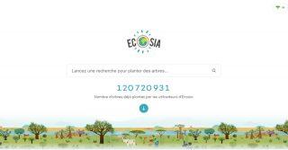 ecosia moteur de recherche green-VISUEL