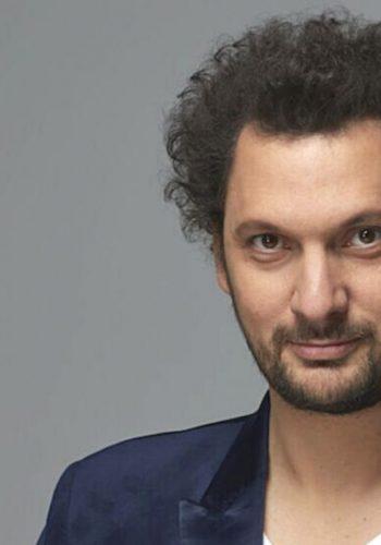 Eric Antoine, magicien, humoriste et défenseur de la cause animale