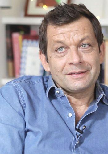 Laurent Mariotte, animateur et défenseur d'une alimentation saine - L'interview 100% PLANET