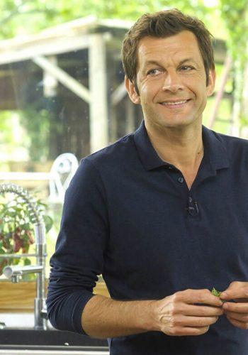 Laurent Mariotte, défenseur du bien-manger