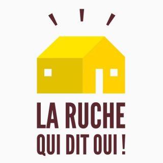 Un projet soutenu par LA RUCHE QUI DIT OUI !