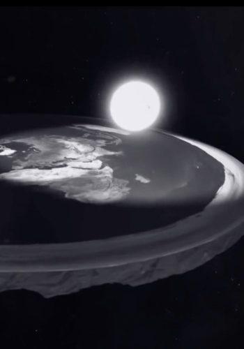 Et Si La Terre Était un Disque Plat ? par Poisson Fécond