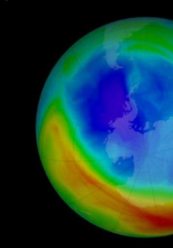 L'Antarctique n'en a pas fini avec l'ozone