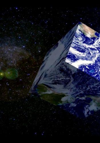 Et si la Terre était un Cube ?