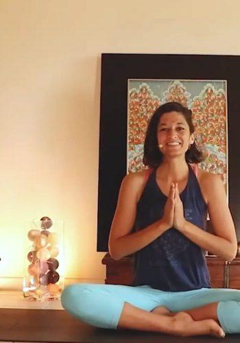 Défi Chakras, Jour 4, Séance 2 : Anahata Chakra - Ouverture du coeur (45 min)