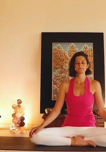 Défi Chakras, Jour 5, Séance 2 : Vishuddi Chakra - Yoga pour le cou (45 min)