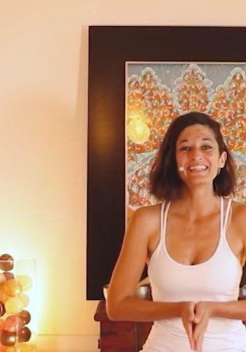 Défi Chakras, Jour 7, Séance 2 : Sahasrara Chakra - Yoga Intense, Atteindre la Posture du Lotus (60 min)